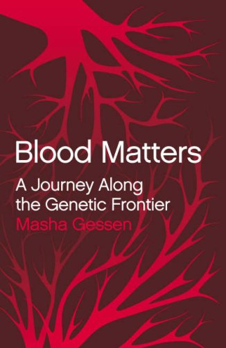 Blood Matters cover