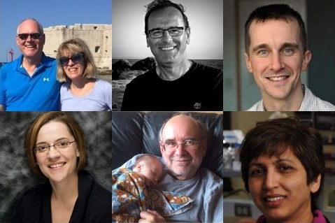 Just some of the Research Matters authors so far.